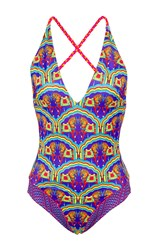 Paolita Farida One Piece Swimsuit Print