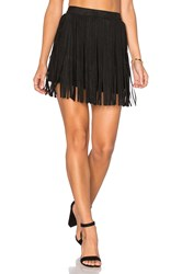 Bb Dakota Barton Skirt Black