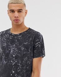 Cheap Monday Extreme Wash T Shirt Black