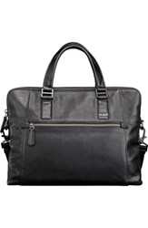 Men's Tumi 'Beacon Hill Branch' Slim Laptop Briefcase Black 16 Inch