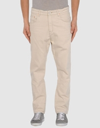 Wesc Denim Pants Beige