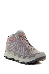 Montrail Trans Alps Mid Outdry Sneaker Gray