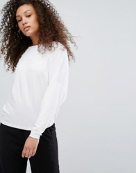 Moss Copenhagen Top Bright White