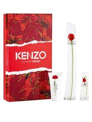 Kenzo Flower Three Piece Gift Set No Color