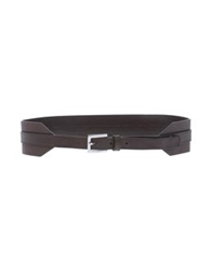 Aquascutum London Aquascutum Belts Dark Brown
