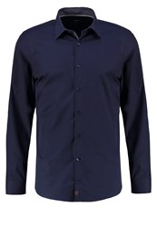 Strellson Silas Slim Fit Shirt Blau Blue