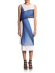 Clover Canyon Indigo Dream Dress Multicolor