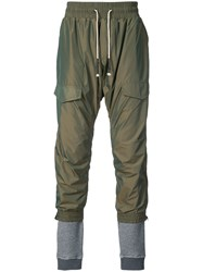 Mostly Heard Rarely Seen Secret Lies Double Layer Joggers Unavailable