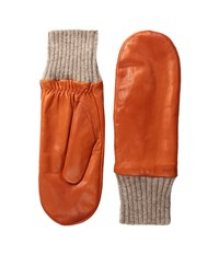 Hestra Tina Orange Dress Gloves
