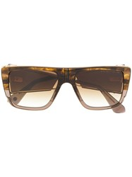 Dita Eyewear Souliner Sunglasses Brown