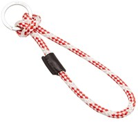 Our Legacy Rope Key Holder Red