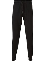 Y 3 Drawstring Track Pants Black