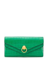 Mulberry Harlow Wallet Green