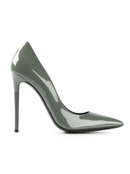 Gianmarco Lorenzi Classic Pumps Green