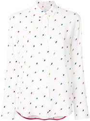 Paul Smith Ps By Ice Lolly Print Shirt White