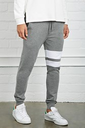 Forever 21 Varsity Stripe Sweatpants