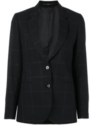 Paul Smith Classic Blazer Black