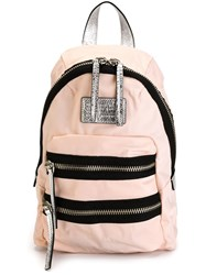 Marc By Marc Jacobs Mini 'Domo Arigato' Backpack Pink And Purple