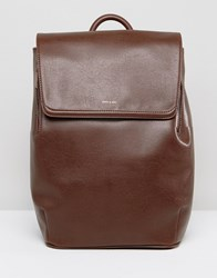 Matt And Nat Fabi Backpack Brown