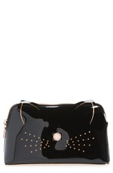Ted Baker London Cat Whiskers Cosmetics Case Black