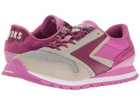 Brooks Heritage Gelateria Chariot Fuchsia Purple Raspberry Radiance Women's Shoes Multi