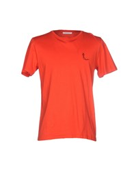 Carven T Shirts Red