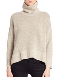 Brochu Walker Carrie Turtleneck Pullover Ashen