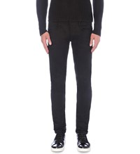 Replay Anbass Slim Fit Skinny Jeans Black