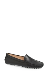 Tod's 'Gommini' Driving Moccasin Women Black