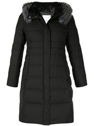 Loveless Padded Trimmed Puffer Coat 60