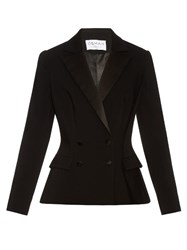 Osman Perfect 5 Mona Satin Lapel Tuxedo Jacket Black