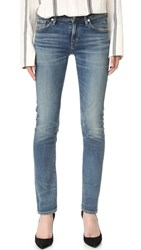Citizens Of Humanity Arielle Mid Rise Slim Jeans Vibe
