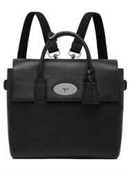 Mulberry Medium Cara Delevingne Leather Backpack