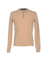 Bafy Sweaters Sand