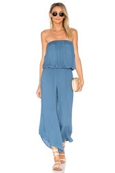 Young Fabulous And Broke Aviana Jumpsuit Teal