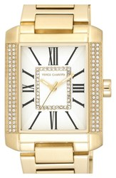 Women's Vince Camuto Rectangle Bracelet Watch 40Mm
