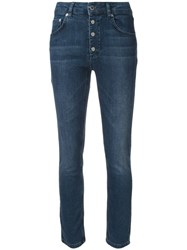 Anine Bing Frida Jeans Blue