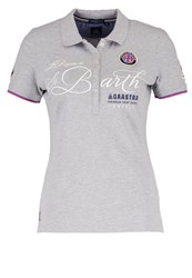 Gaastra Bruna Polo Shirt Grey Heather