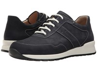 Finn Comfort Prezzo Marine Buggy Men's Lace Up Casual Shoes Black