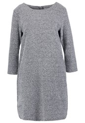 Minimum Valgerd Jumper Dress Dark Grey