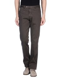 Luigi Borrelli Napoli Casual Pants Dark Blue