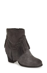 Women's Sbicca 'Patience' Boot Grey Leather