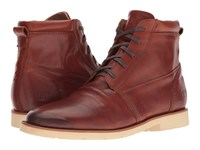 Caterpillar Ike Whiskey Men's Lace Up Boots Brown
