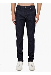 Frame Blue Denim Slim Fit L'homme Cotswolds Jeans