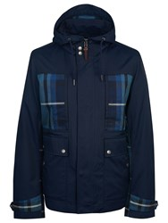 Pretty Green Men's Blandford Jacket Navy