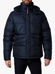 Helly Hansen 1877 Down 'S Insulated Jacket Navy
