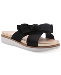 Nina Garda Slip On Evening Sandals Women's Shoes Black