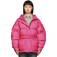 Ienki Ienki Pink Down Michlin Jacket