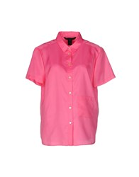 Marc By Marc Jacobs Shirts Fuchsia