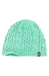 The North Face Women's 'Minna' Cable Knit Beanie